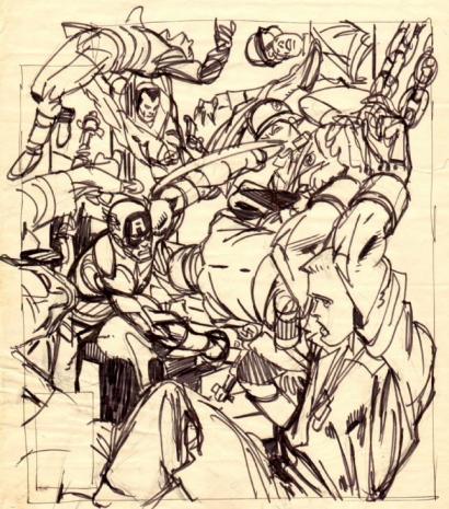 John Buscema: Giant Artist, Giant Heart (2/5)