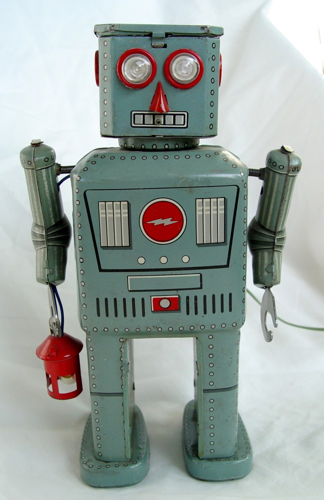 Robots I Have Known (2/6)