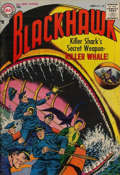 First DC Blackhawk