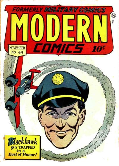 First Issue Modern Comics