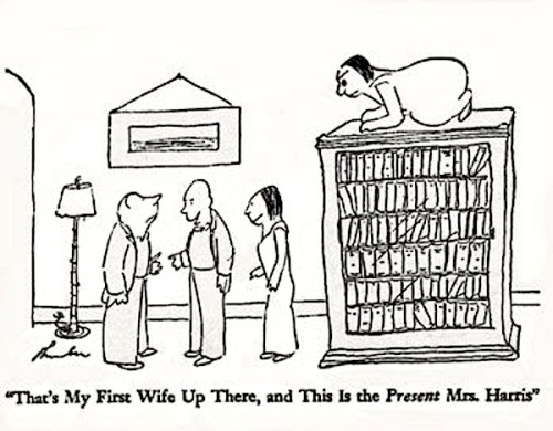 Thurber First Wife