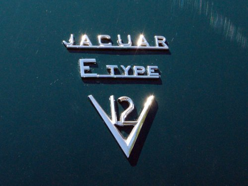 V12 Jaguar E Type