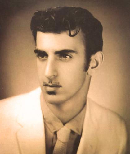 Zappa In 1959