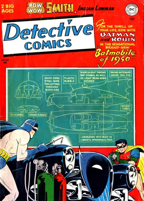 1950 Batmobile b