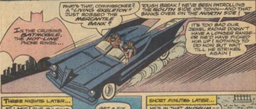 JBP Batmobile a