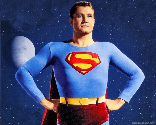 George Reeves Color