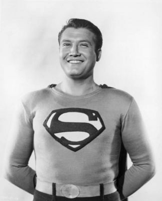 George Reeves Superman Costume