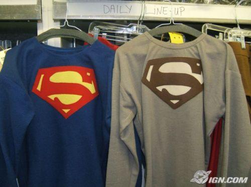 Hollywood Kryptonite Costumes
