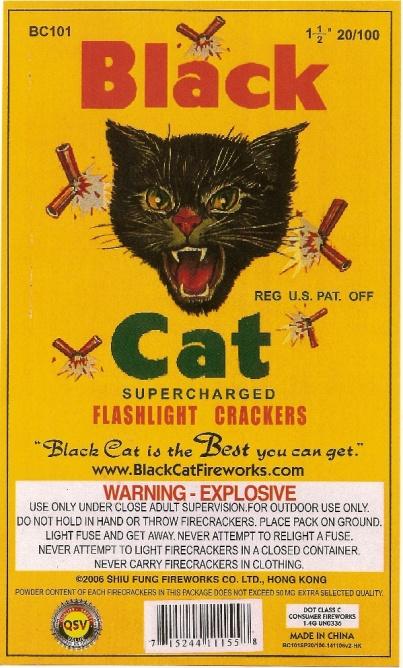 blackcat firecrackers