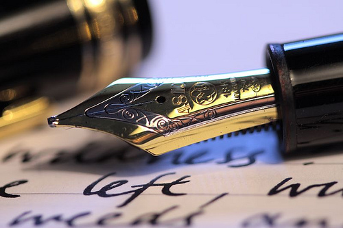 Best paper writing site with fountain pens uk