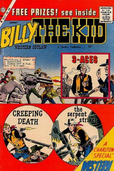 Charlton Bill the Kid