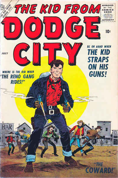 Kid From Dodge City