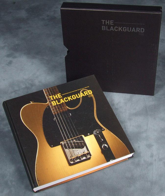 Blackguard Book And Sleeve