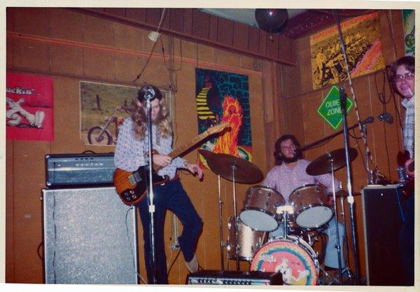 John, Mike, Jim Boy Howdy Band, 1972