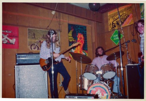 John, Mike, Jim Boy Howdy Band, 1972