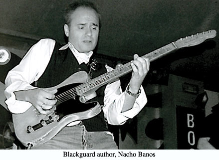 Nacho Baños