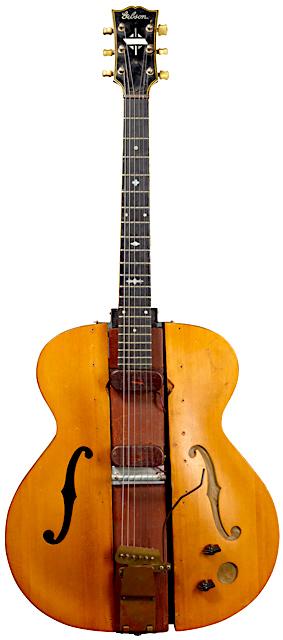 Les Paul Log Solidbody Guitar