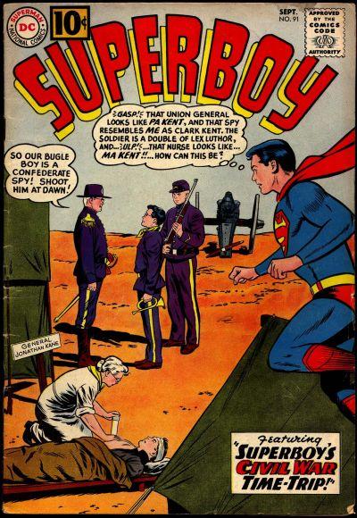 Superboy 091